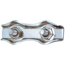 Metal Duplex Wire Rope Clips Series for Tying Rope