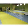 Pisos comerciales de PVC para interiores multiusos