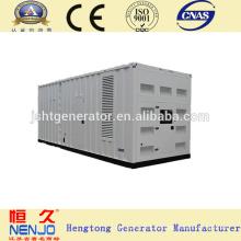 Американский бренд NTAA855-G7 в молчком Тип тепловозный генератор 300kw/375KVA
