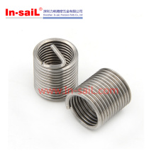 2016 Wholesale Stainless Steel Thread Insert Manufacturer for Plastic