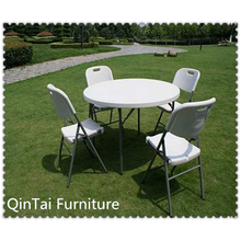 high quality blow mold desk chair for outdoor