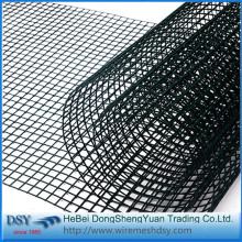 Welded wire mesh galvanized and PVC coated