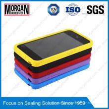 Kundenspezifischer Silikon-Handy-Kasten für HTC / Samsung / iPhone