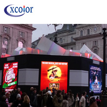 HD Outdoor P4 Big Video Led Panel Display