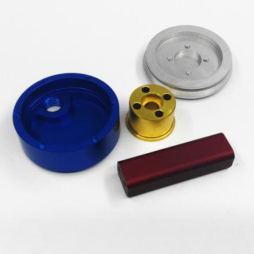CNC Usinagem de peças de alumínio