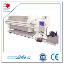 Filtre de membrane à alimentation centrale Presser
