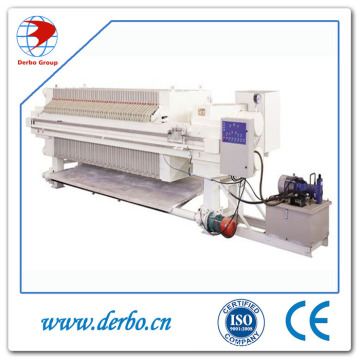 Central Feeding Membrane Filter Press