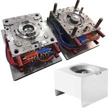 OEM home appliances parts molding water dispenser mould custom aluminum molds base plastic injection