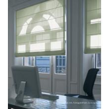 Cortina romana electrónica de la cortina de la ventana