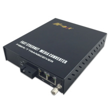 China supplier OEM for Fast Media Converter 10/100M Media Converter Dual Fiber SC  SM export to South Korea Manufacturer