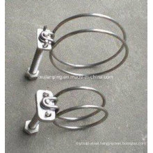 High Quality Double Wire Hose Clamp