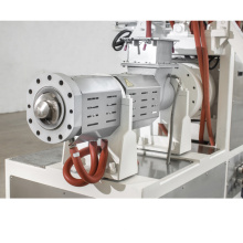 Kneading and Extruding System For High Loading Filler Masterbatch