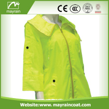 Senhoras impermeável Windproof Windbreaker Outdoor Jacket