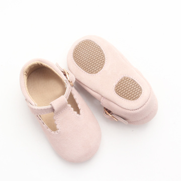 Flat T Bar Mary Jane baby meisjesjurk