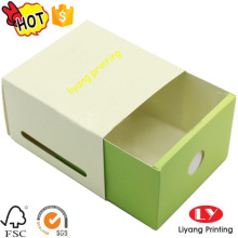 High quality card paper box for cosmetic