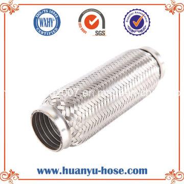 Auspuff Interlock Metall Flex Rohr