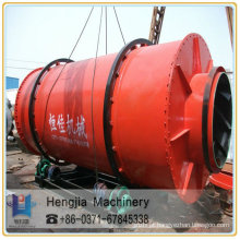 Três cilindro secador, secador fabricante, equipamento secador