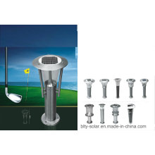 3W Stainless Steel Solar Garden Lamps/Solar Lawn Light
