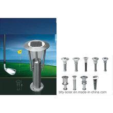 3W Stainless Steel Solar Garden Lamps/Solar Lawn Light
