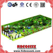 Solución para interiores Jungle Style para centros recreativos