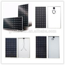 Monocrystalline Solar Panel 190W Professional Manufacturer From China