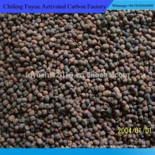 material de filtro de ceramsite para resíduos industriais preço de tratamento de água