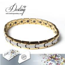 Destin bijoux cristaux de Swarovski soulevées Bracelet