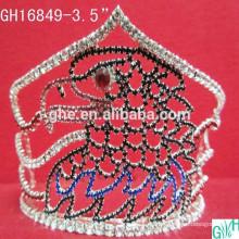 La belleza de la corona popular del águila, nueva corona popular