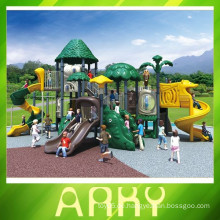 2015 Neue Kinder Bunte Happy Outdoor Fun City für Vergnügungspark