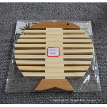 Eco Natural Bamboo Mat for Tableware and Bowl