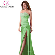 Grace Karin Sexy Women's Long Stunning Strapless Prom Dresses Wholesale CL2588