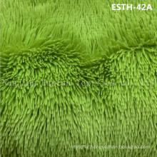 PV Plush/ Polyboa / Tricot Velboa / Warp Knit Boa Esth-42A