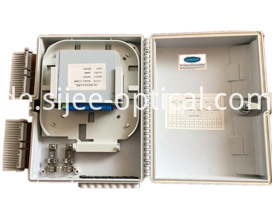 Fiber Optic Distribution Joint Box