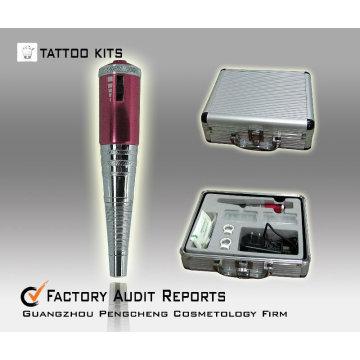 Máquina de tatuagem de sobrancelha de maquiagem permanente última kits-MK-1