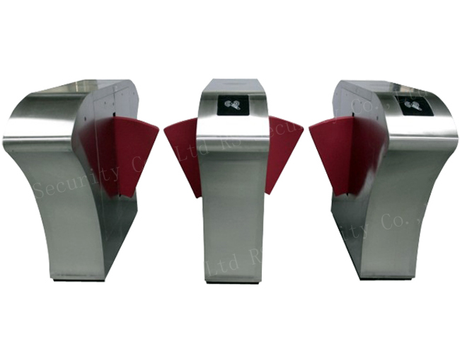 Access Control Flap Turnstiles