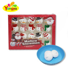 Christmas Candy Gift Packing Sweet Christmas Marshmallow Candy