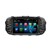car dvd player with navigation system for 2014 SOUL