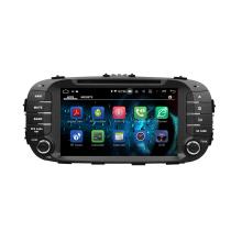 leitor de DVD do carro com sistema de navegação para 2014 SOUL