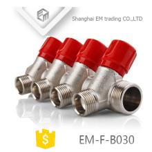 EM-F-B030 Fußbodenheizung Verteiler 4-Wege