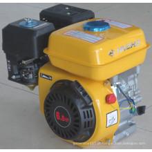 Motor a gasolina 6.5 HP com cor amarela (168F-II)