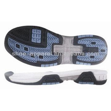 Suela de zapato 2014 suela de zapato tenis para la venta
