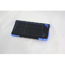 Carregador móvel solar com boa função de iluminação