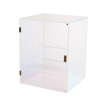 Acrylic Perfume Storage Box Iridescent