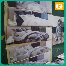 Cartaz de adesivo de PVC PP nota musical banner imprimir cama