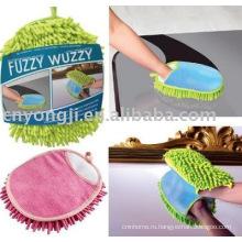 Нечеткой Wuzzy Перчатка Microfiber