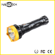 Aluminum Rechargeable 3W Osnam LED Long Distance Torch (NK-2664)