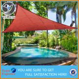 HDPE Sun Shade Sail Triangular Garden Net Awning Canopy shelter 3X3X3M