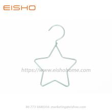 Звездная алюминиевая шарфовая проволочная вешалка AL021