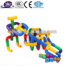 Intelligent toys Pipe Blocks