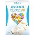 Productos probióticos de yogur saludable